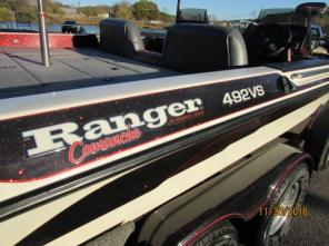 Ranger 492VS 21ft Dual Console, 225hp EFI Merc, CLEAN, FISH READY !!