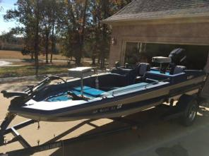 Basscat boat good condition